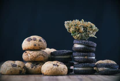 Enjoy cannabis without the munchies.